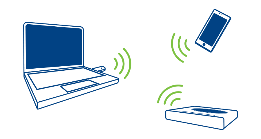 How to Connect to Wi-Fi with a USB Wireless Adaptor - SSE